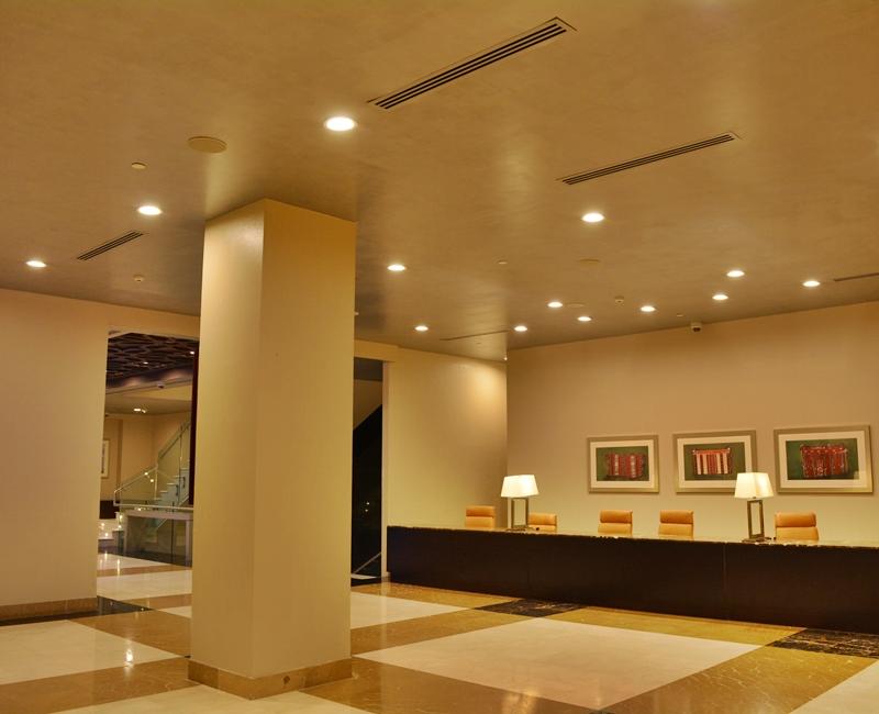 Grand Hyatt Qatar Indoor Lighting Project