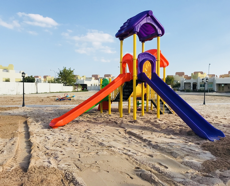 Play Ground Equipment Project Qatar