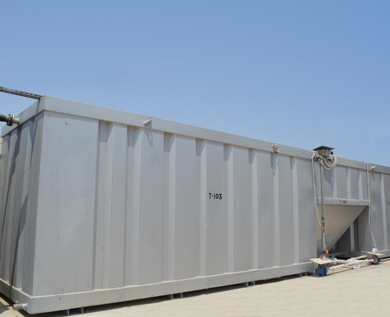 Katara Hospitality, Sealine Beach Resort CMD MBBR Plant
