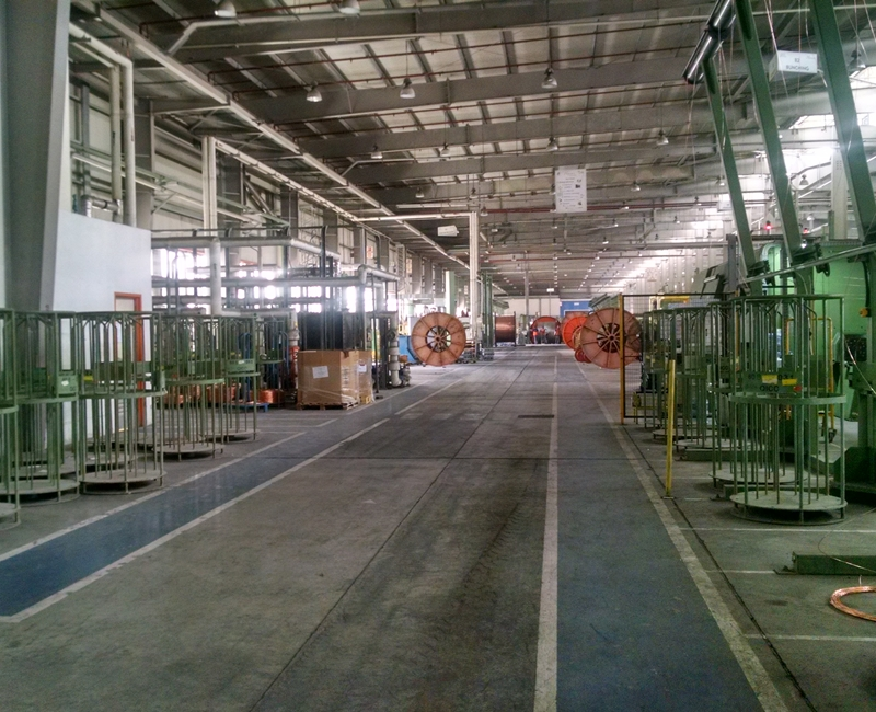 QICC Qatar Internatıonal Cable Company