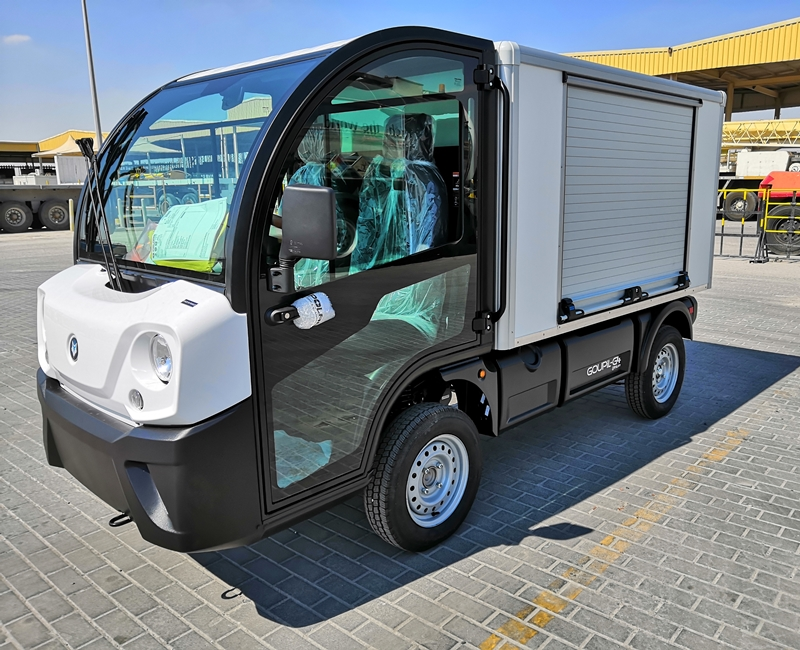 Electric Utility Vehicle Sales In Qatar