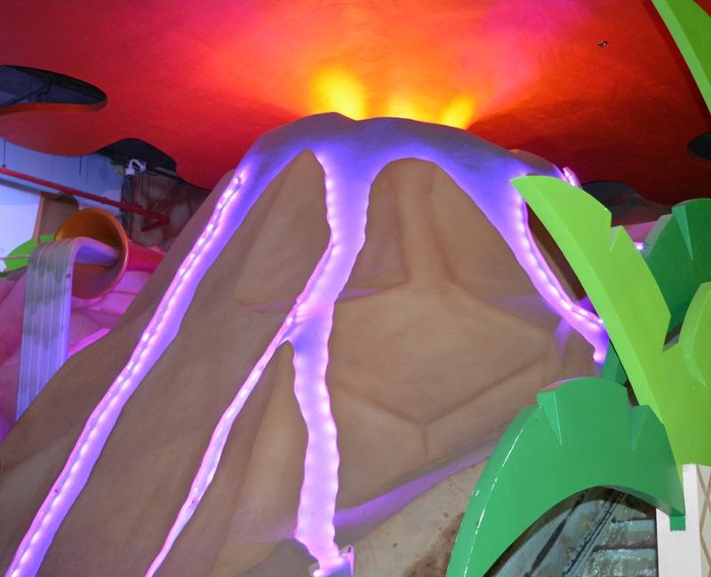 Jungle Zone Indoor Lighting