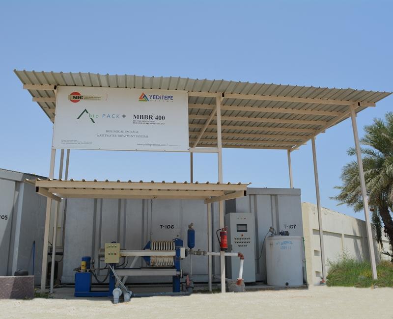 400 CMD MBBR PLANT, KATARA HOSPITALITY (SEALINE BEACH RESORT), DOHA, QATAR