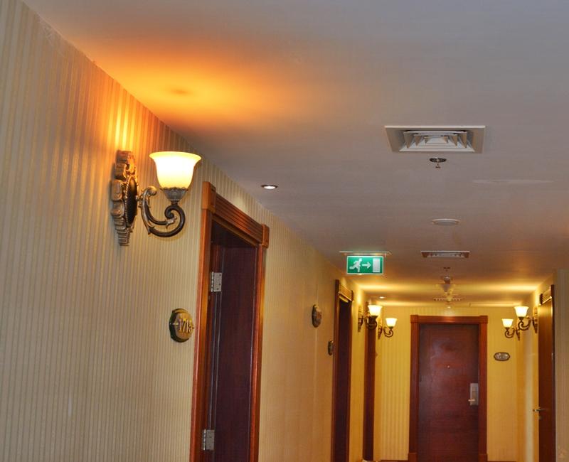Retaj Al Rayyan Hotel West Bay Indoor Lighting Project