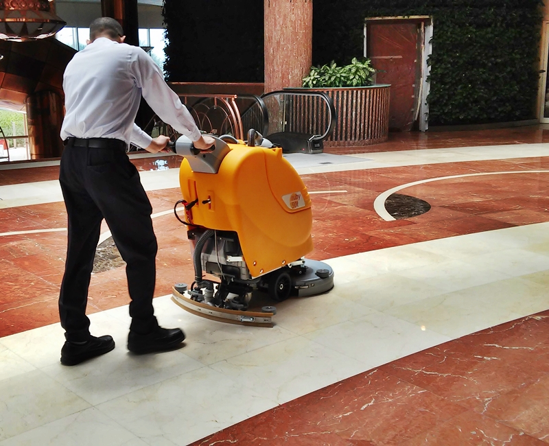 World Trade Center Floor Cleaning Equipments