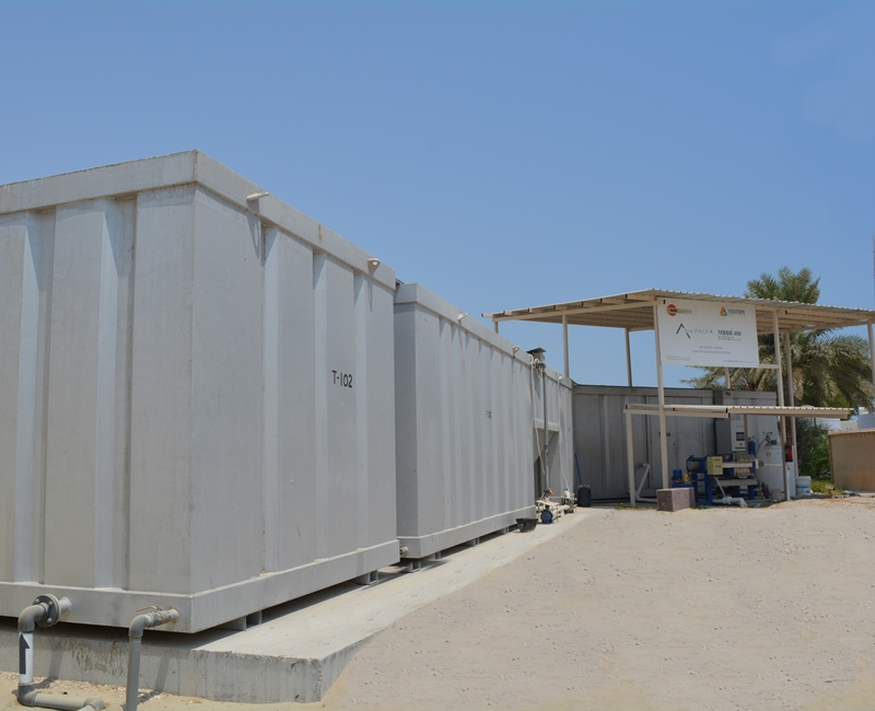Sewage-Water Treatment Compaines in Qatar