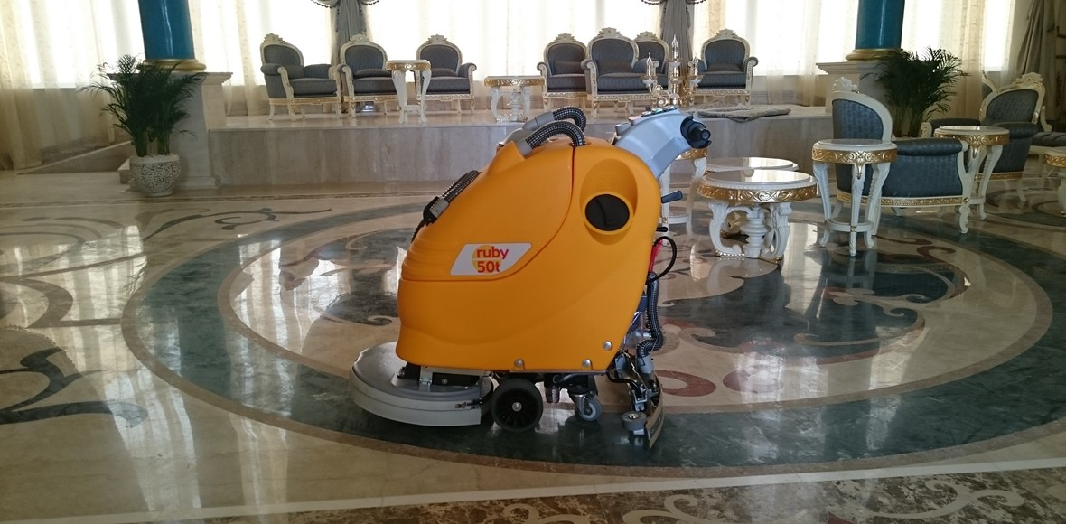 Adiatek Floor Cleaning Equipments